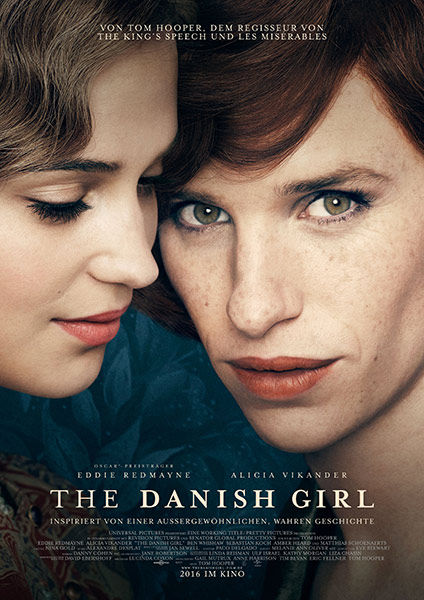 Danish Girl Filmplakat