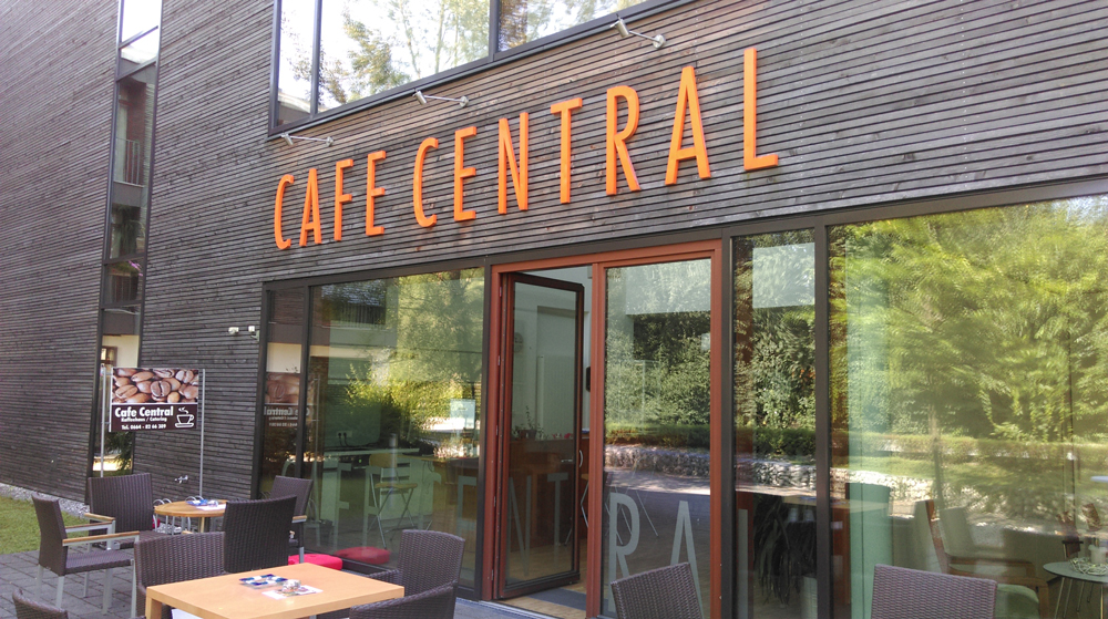 cafe central front